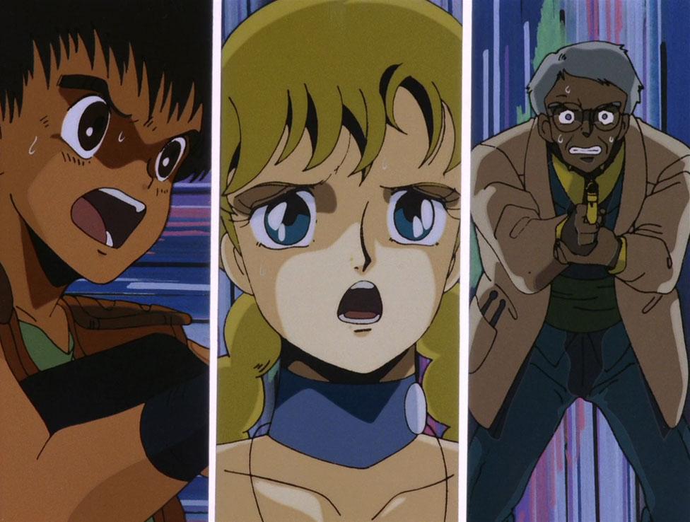 Vampire Hunter D Bloodlust Characters