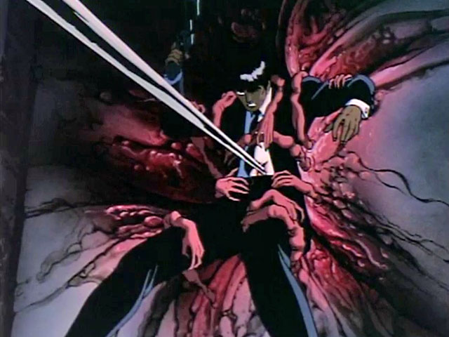 Wicked city ova anime movie 1987 english subtitled - 1 1