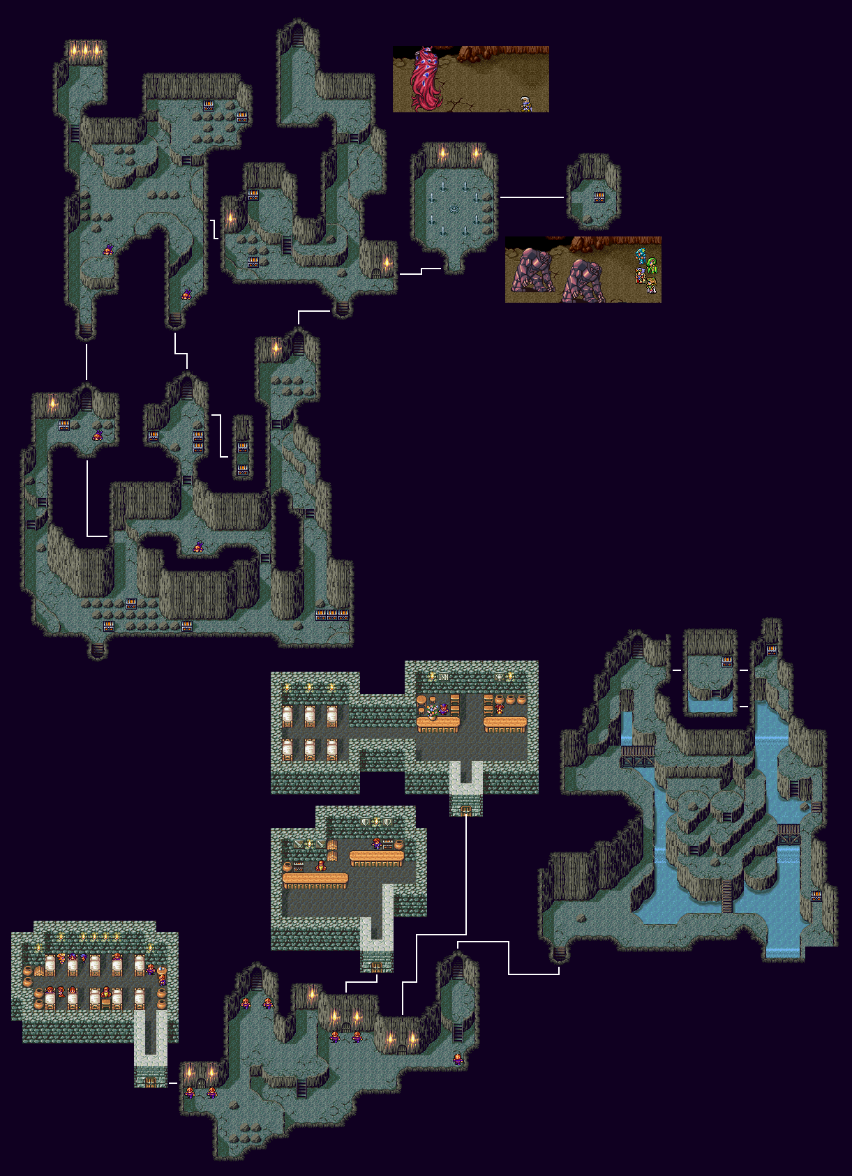 ff4 map with Ff4maps on 46328 together with Map Of Sosaria furthermore 410812797242828688 also Dissidia likewise Kain Highwind.