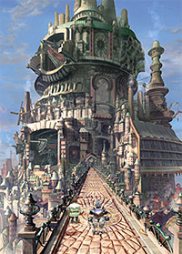 Final Fantasy IX - About the Game