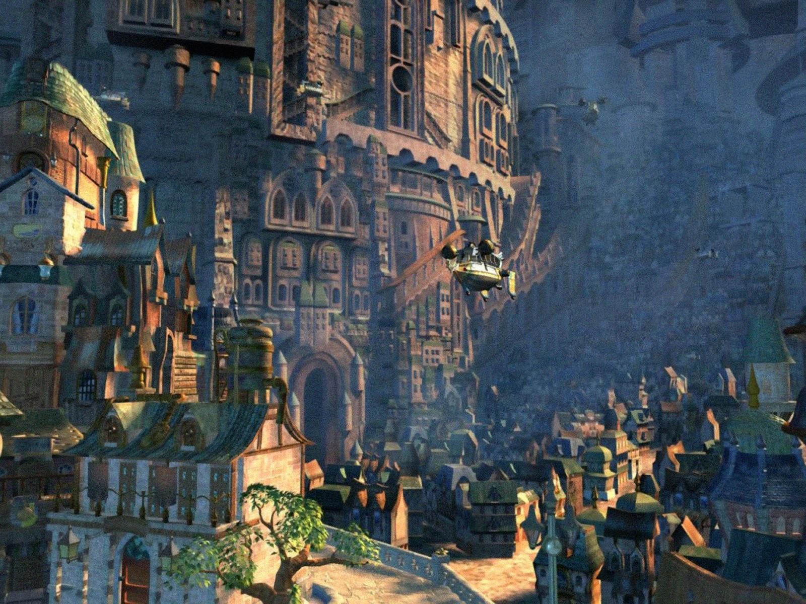 Final Fantasy Ix Desktop Wallpapers