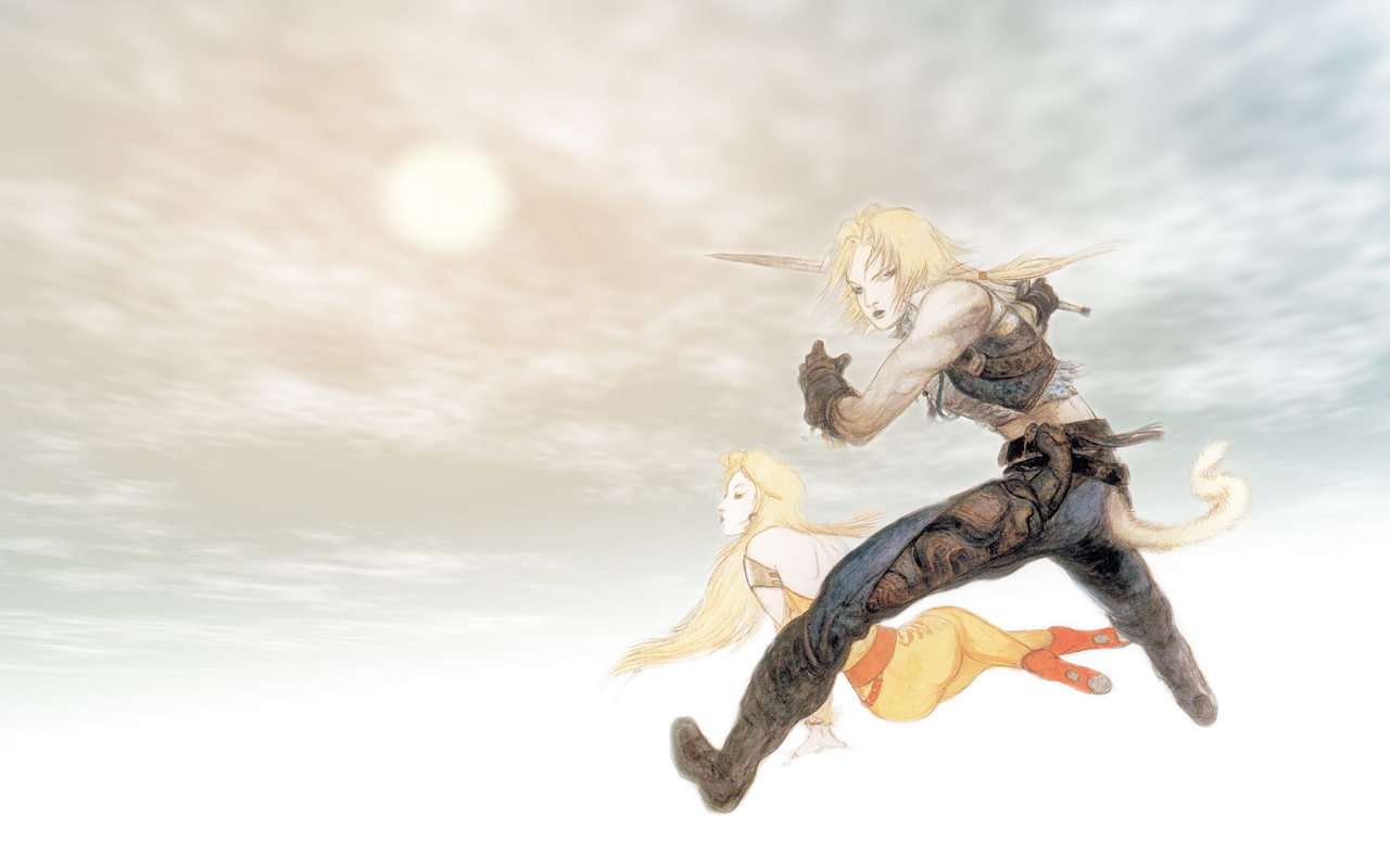Final Fantasy Ix Wallpaper: Desktop Wallpapers