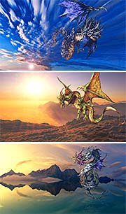New Bahamut Lagoon Wallpapers