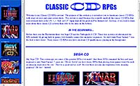 Classic CD RPGs screen shot