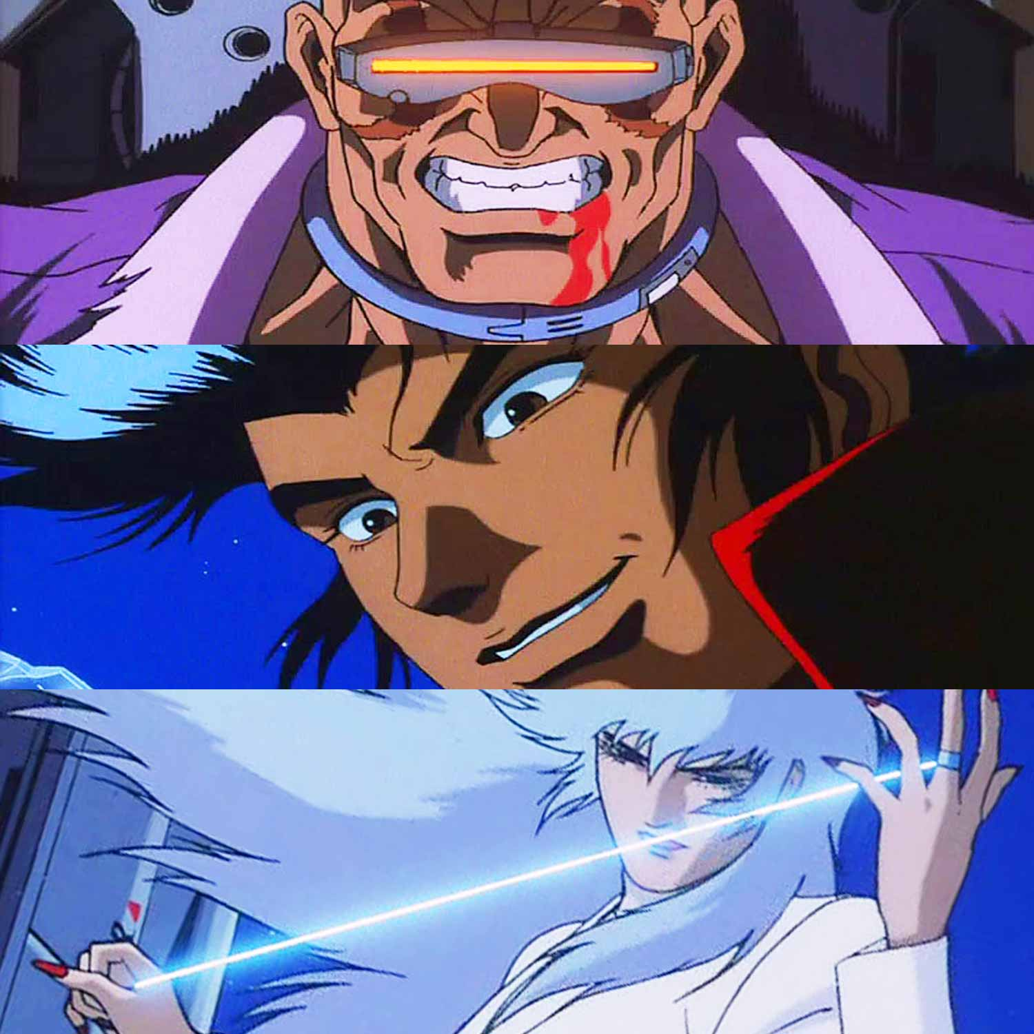 cyber city oedo 808 watch all 3 episodes