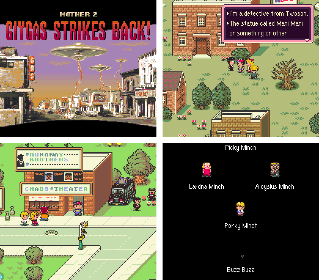 earthbound rom download