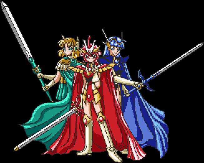 Popular Anime Characters