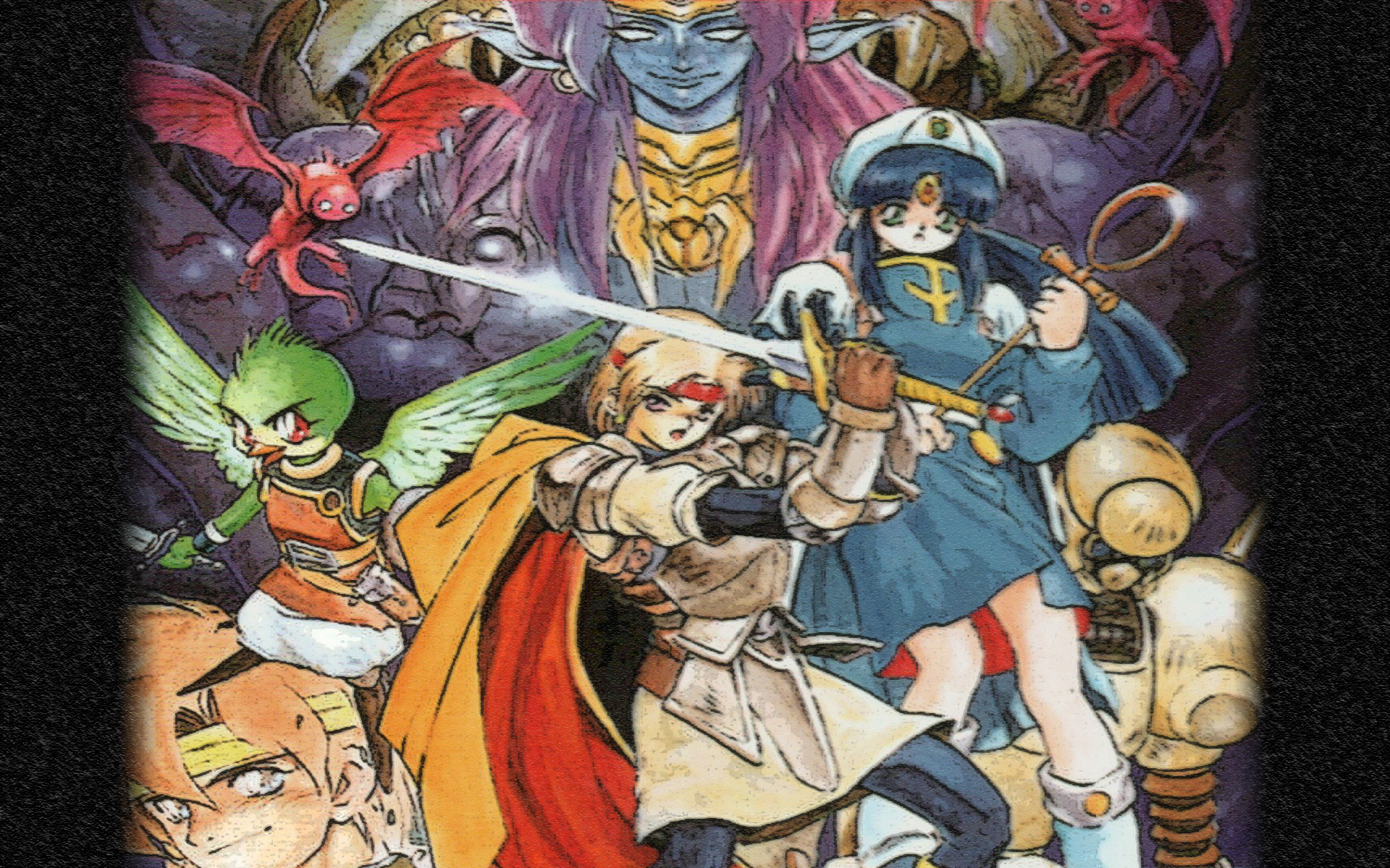 Shining Force: Final Conflict - Downloads