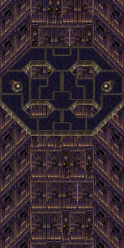 Chrono Trigger - Maps - Dungeon Maps, page 1 of 2