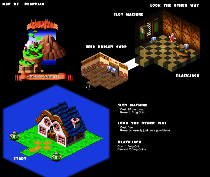 Casino in super mario rpg casino online italian