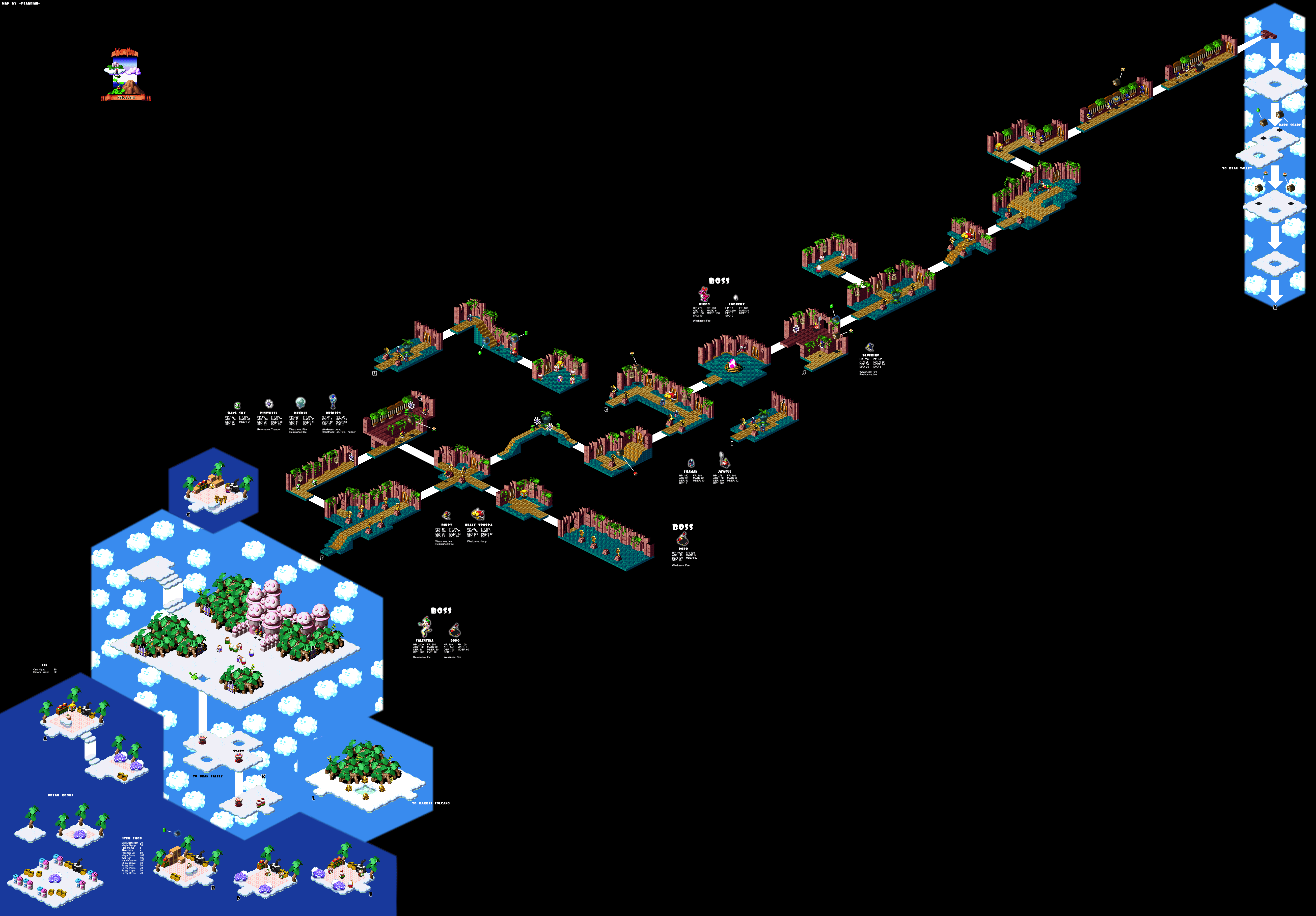 Mario Rpg Map Hd Wallpapers Home Design