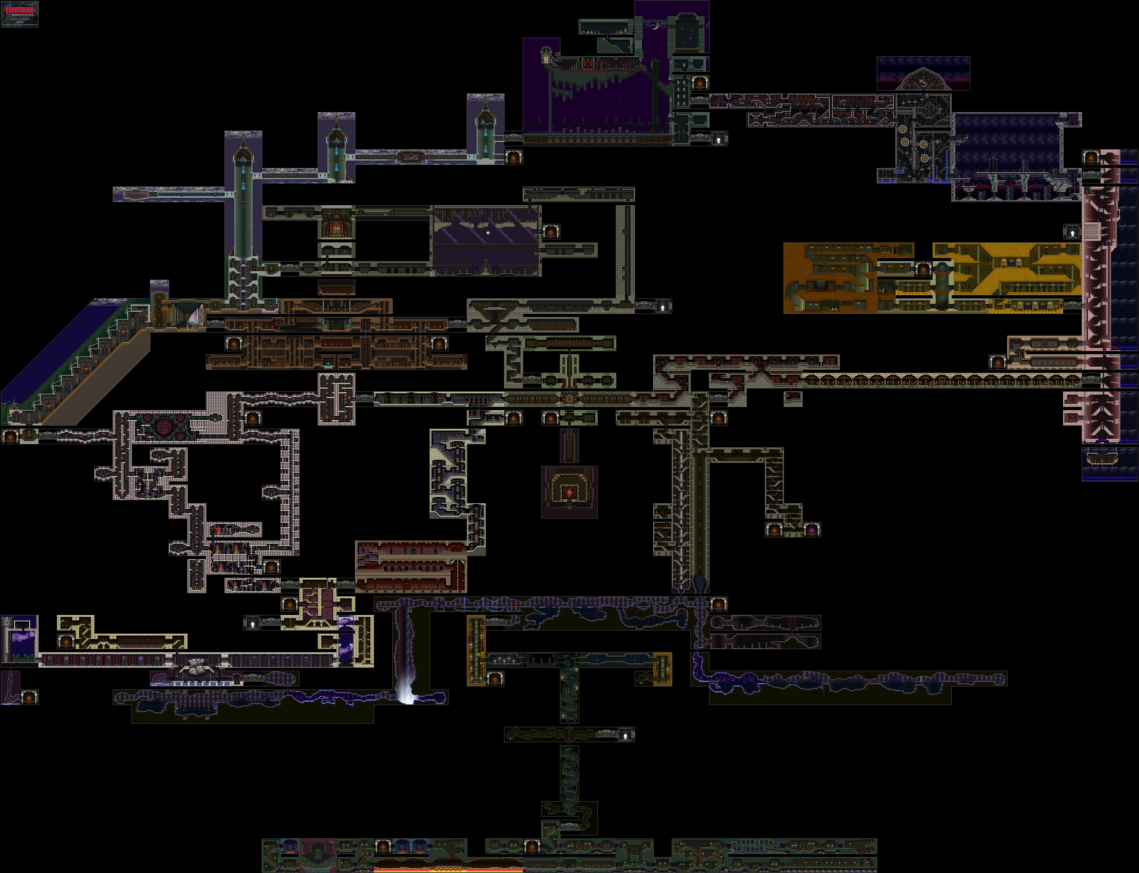 Nia Floor Plan Best Video Game Maps In History Enter For Nostalgia Page 4