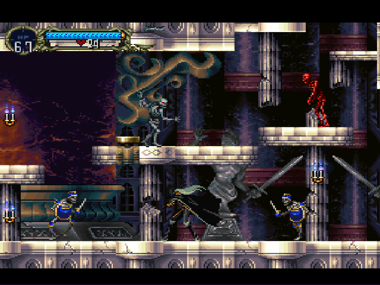 Castlevania:... First Night Game
